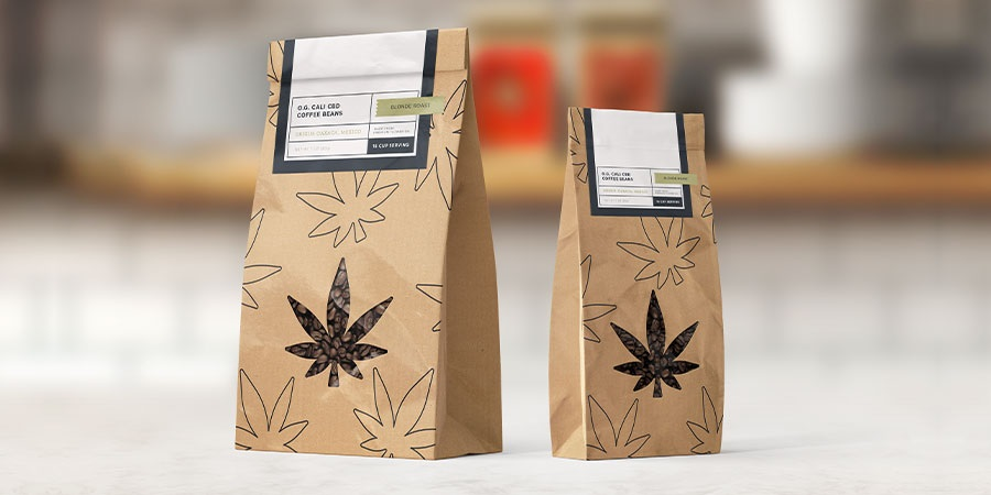 Amazing CBD packaging of products